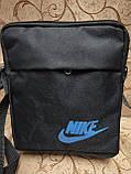 Спортивные барсетка nike Оксфорд ткань(только ОПТ)Сумка для через плечо, фото 2