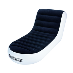 Надувное кресло - лежак Bestway 75064, 165 х 84 х 79 см