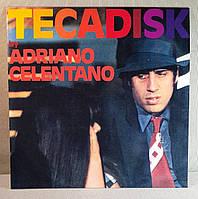 CD диск Adriano Celentano - Tecadisk