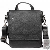 29df313e797d Мужская практичная сумка через плечо из натуральной высококачественной кожи  ALVI
