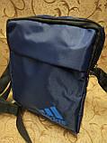 Спортивные барсетка adidas Водонепроницаемая сумка для через плечо, фото 2
