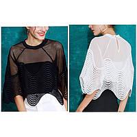 812fed3d723 Молодёжная нарядная стильная блузка с красивым рукавом
