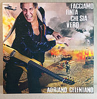 CD диск Adriano Celentano - Facciamo finta che sia vero, фото 1