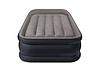 Надувная кровать Intex 67732, 99 х 191 х 43 см, с ом, встроенный электронасос. Односпальная, фото 5
