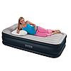 Надувная кровать Intex 67732, 99 х 191 х 43 см, с ом, встроенный электронасос. Односпальная, фото 9
