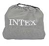Надувная кровать Intex 67770, 152 х 203 х 32 см, встроенный электронасос. Двухспальная, фото 6
