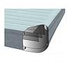Надувная кровать Intex 67770, 152 х 203 х 32 см, встроенный электронасос. Двухспальная, фото 7