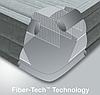 Надувная кровать Intex 67770, 152 х 203 х 32 см, встроенный электронасос. Двухспальная, фото 8