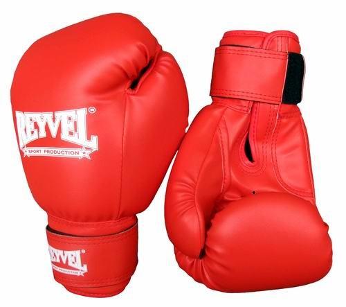 REYVEL  Перчатки боксёрские  винил ( искусственная кожа) 12 унций - ADX.IN.UA в Одессе