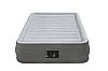 Надувная кровать Intex 67766, 99 х 191 х 33 см, встроенный электронасос. Односпальная, фото 2