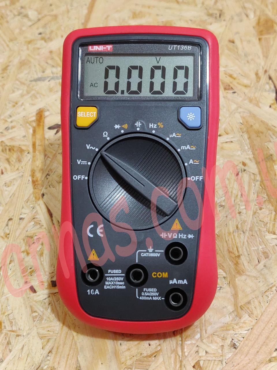 Мультиметр Uni-t UT136B цифровой
