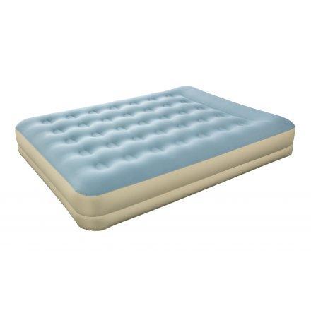 Надувная кровать Bestway 69003, 152 х 203 х 33 см, встроенный электронасос. Двухспальная
