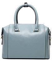 Женская кожаная сумка голубая в Украине. Сравнить цены, купить ... 48d90c8b016