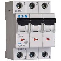 Автоматический выключатель EATON(Moeller) PL6-C63/3