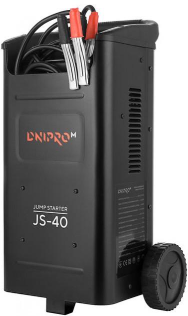 """Пускозарядний пристрій """"DNIPRO-M"""" JS-40"""