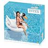 Надувной плот для плавания Intex 57557 «Лебедь», 130 х 102 х 99 см, фото 3