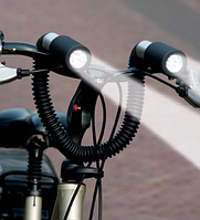 Гибкий фонарик Double Ended Flexible Led Flashlight / практичный фонарик / модный фонарик