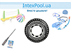 Надувной круг для плавания Intex 59252 «Шина», «Покрышка», 91 см, фото 5