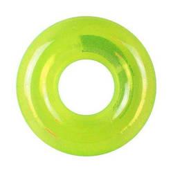 Надувной круг для плавания Intex 59260, зеленый, 76 см