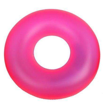 Надувний круг для плавання Intex 59262, рожевий, 91 см
