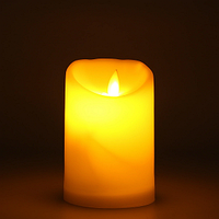 Электронные свечи с имитацией пламени 7.5cm