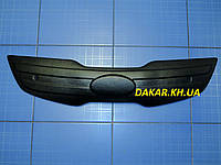Зимняя заглушка решётки радиатора Kia Sportage верх 2010-2015 матовая Fly утеплитель Киа Спортейдж , фото 1