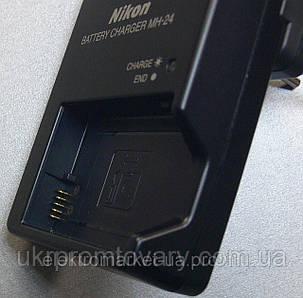 Зарядное устройство Nikon MH-24 EN-EL14 оригинал, фото 2