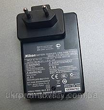 Зарядное устройство Nikon MH-24 EN-EL14 оригинал, фото 3