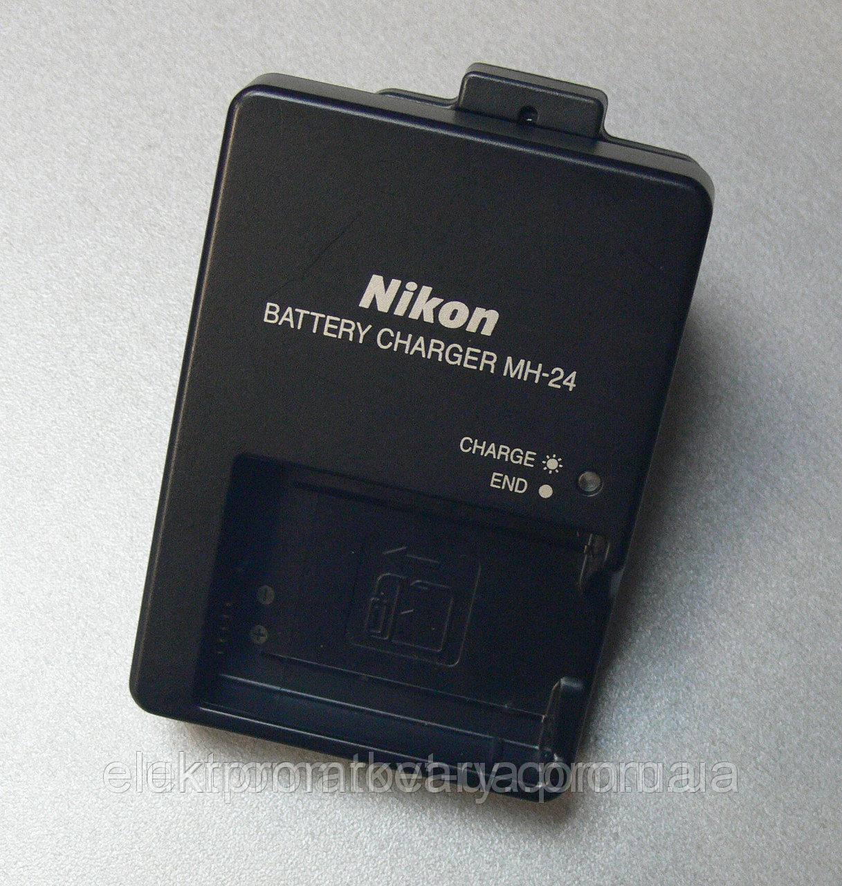 Зарядное устройство Nikon MH-24 EN-EL14 оригинал