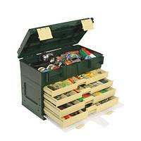 Ящик-станция Energofish Fishing Box K1 Work'n Store 1070 (75081070) Made in Italy, фото 1