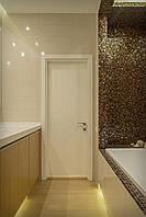 Двери с геометричной фрезеровкой