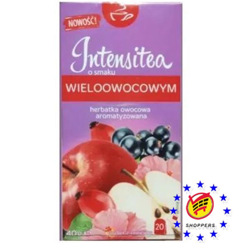 Чай Intensitea мультифруктовый 40г