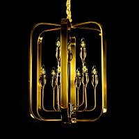 Люстра-колба под свечу 4106/6+3 CAB