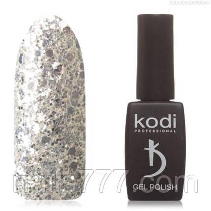 Гель лак Kodi  №40 SH, с блёстками, 8мл, фото 2