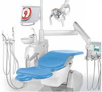 Стоматологическая установка Антос  ( Anthos A3 Plus Continental ) с верхней подачей. Акция.