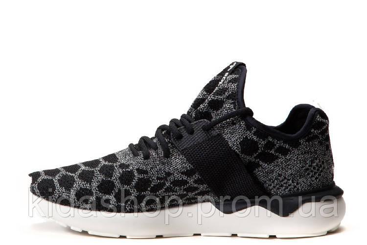 check out f0c23 fd9aa Мужские кроссовки Adidas Tubular Runner Primeknit Stone Black - Kidashop -  интернет-магазин брендовых кроссовок