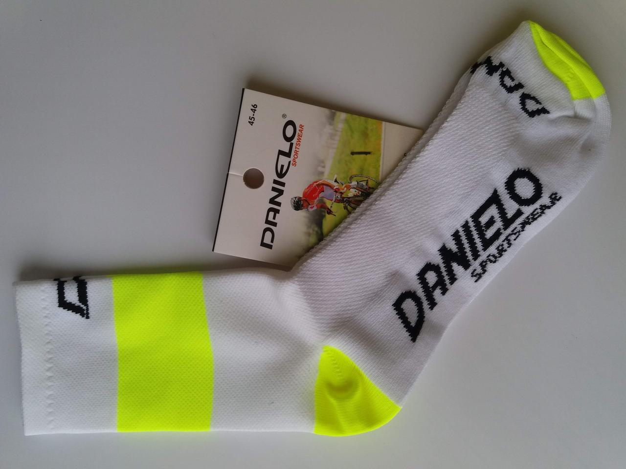 Носки велосипедные Danielo
