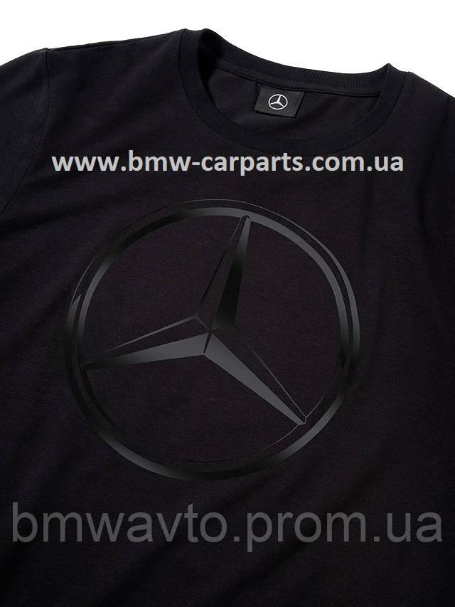 Мужская футболка Mercedes Men's T-shirt, Original Star, фото 2