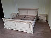 Спальня МІЛАНА з масиву дуба