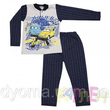 """Детский костюм """"Матис"""" для мальчиков (двунитка), фото 2"""