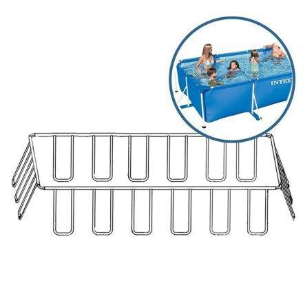 Каркас Intex 88271 для бассейнов Small Frame 28271. Размер 260 х 160 х 65 см