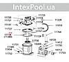 Уплотнительное кольцо Intex 11385 для пробки песочного насоса 28644, 28646, 28648, 28652, комби-песочного 28676, 28678, 28680, 28682, фото 2