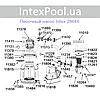Манометр Intex 11411 для песочного насоса 28646, комби-песочный 28676, 28678, фото 4