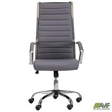 Кресло Jet HB (XH-637) серый, фото 3