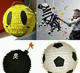 Пиньята - День рождение у ребенка Футбольный мяч  г. Одесса, фото 5
