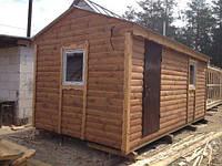 Дачные деревяные каркасные дома