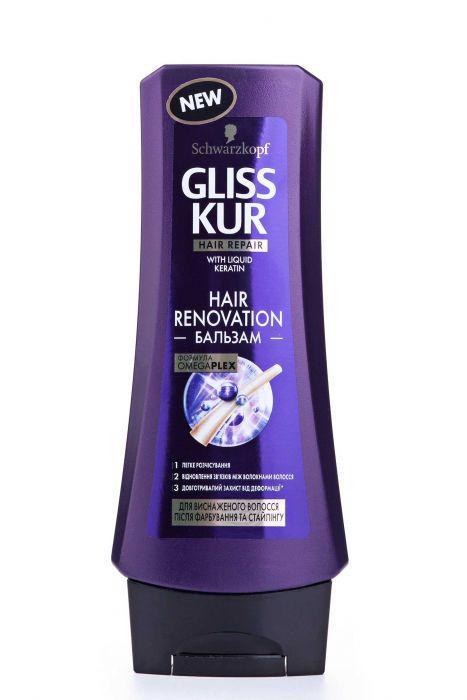"""Бальзам Gliss Kur """"Hair Renovation"""" (200мл.)"""