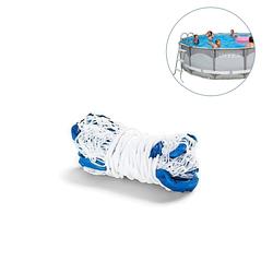 Волейбольная сетка Intex 10540 (без стоек и крепежей)  к волейбольному набору для круглых бассейнов Интекс 58951
