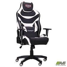 Кресло VR Racer Expert Virtuoso черный/белый, фото 2