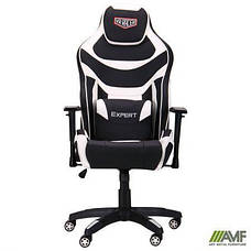 Кресло VR Racer Expert Virtuoso черный/белый, фото 3